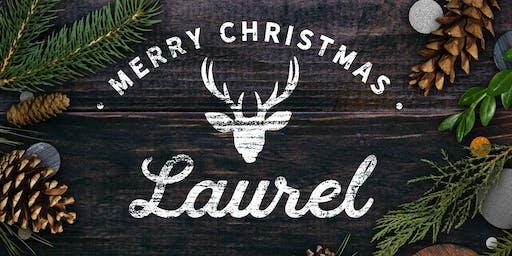 Merry Christmas Laurel