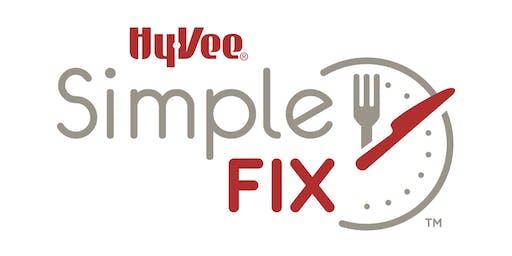 Vegetarian Simple Fix Freezer Meal Prep Workshop at West Circle Hy-Vee