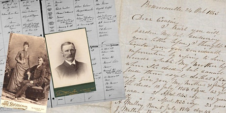 Researching and Writing Your Family History tickets