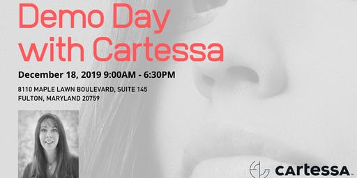 Demo Day with Cartessa Aesthetics