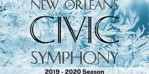 New Orleans Civic Symphony Winter Concert