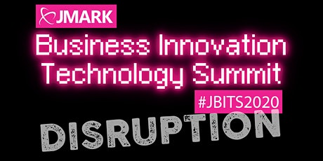 JBITS 2020: Disruption tickets