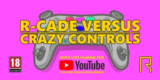 R-CADE Versus - Crazy Controls Challenges