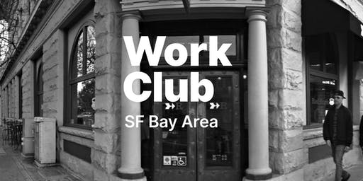 Work Club @ Red Rock Coffee (Mountain View | Castro St)