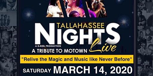 "A TNL TRIBUTE TO MOTOWN   ""Relive the Magic and Music like Never Before"""