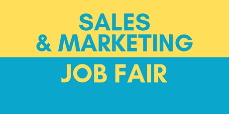 Tampa Sales & Marketing Job Fair - December 17, 2019 - Career Fair tickets