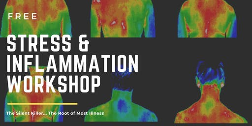 FREE Inflammation Workshop - The Body's Warning Sign