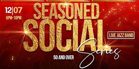 The Seasoned Social Series tickets