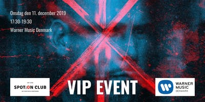 LOC & kommercielle partnerskaber - SPOT:ON Club VIP-event