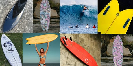 Design Your Own Surfboard By Yugen Surfboards tickets