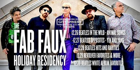 City Winery Presents: The Fab Faux: Beatles In The Wild - Animal Songs tickets