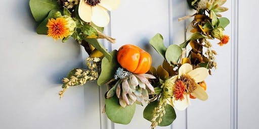 Wreaths & Succulents Making