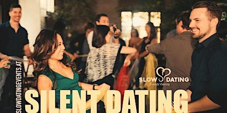 Silent Dating (28-43 Jahre) tickets