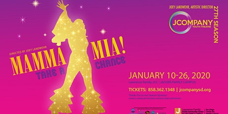 Mamma Mia! Presented by JCompany Youth Theatre tickets