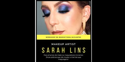 WORKSHOP DE MAKEUP PARA INICIANTES