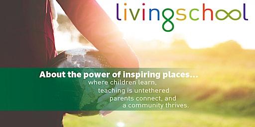 Living School's Awe-full Site Visit