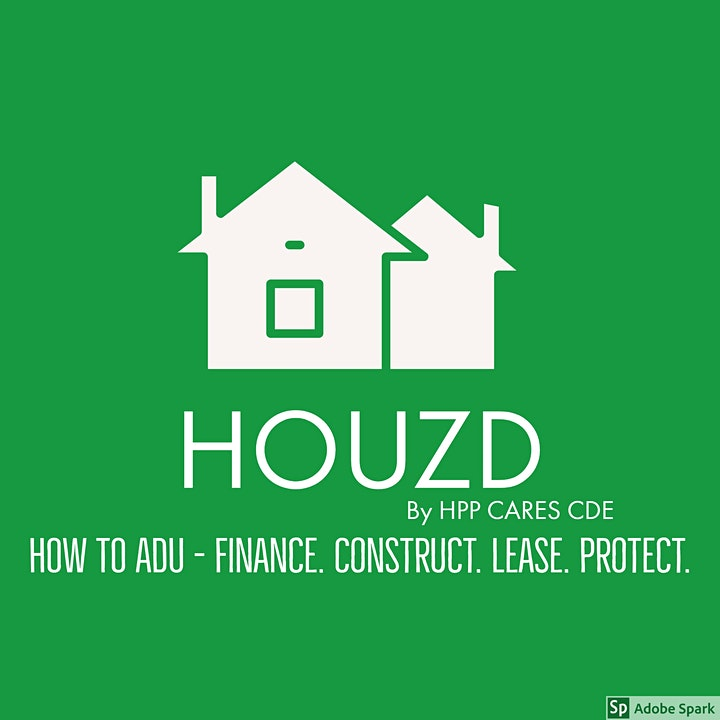 HOW TO ADU (Accessory Dwelling Unit) DESIGN. FINANCE. CONSTRUCT. LEASE. PRO image