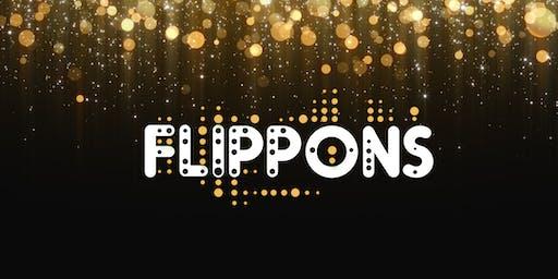 Tournage de l'émission FLIPPONS 2019