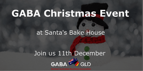GABA Christmas Event tickets