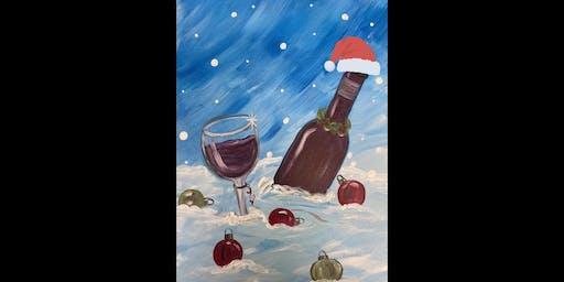 Wine & Paint at Nostra Vita
