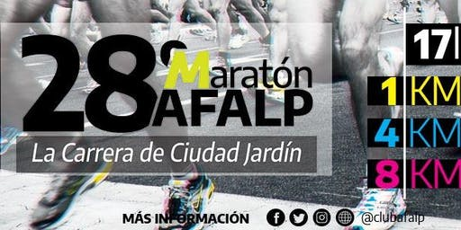 Maraton AFALP 2019 ( Segunda Tanda )