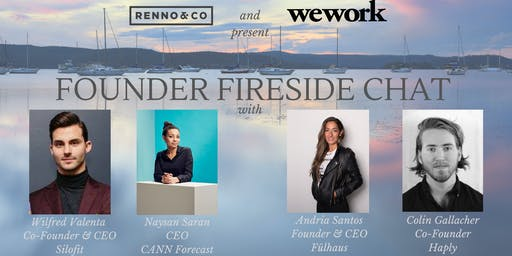 Founder Fireside Chat with Renno & Co