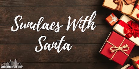 Sundaes with Santa tickets