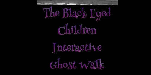 THE BLACK EYED CHILDREN INTERACTIVE GHOST WALKS CANNOCK CHASE, STAFFORDSHIRE 28/12/2019