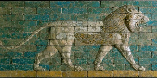 Exhibition Panel Discussion: Persian Glazed Architecture in Babylon and Beyond: New Discoveries and Interpretations