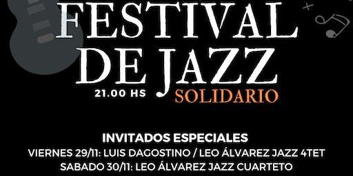 4to Festival de Jazz Solidario