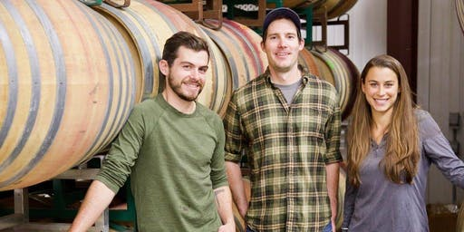 Minus Tide Wines Release at 101 Wine Tours