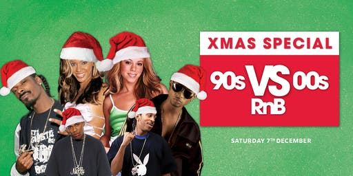 Our Last Ever RnB Party: Xmas Special!