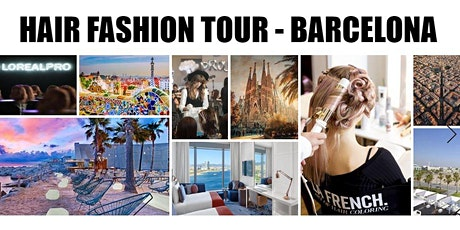HAIR FASHION TOUR - BARCELONA  entradas