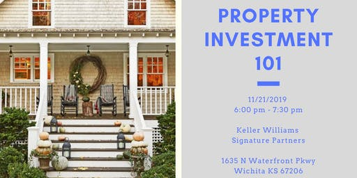 PROPERTY INVESTMENT 101