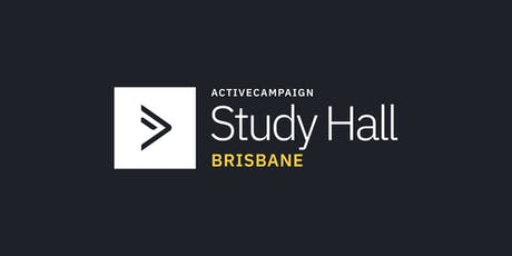 ActiveCampaign Study Hall | Brisbane (12/11) tickets