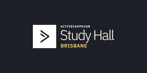 ActiveCampaign Study Hall | Brisbane (12/11)