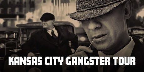 Kansas City Gangster Tour- Black Friday Special tickets
