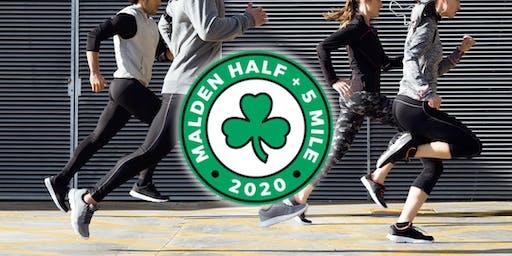 Malden Half Marathon + 5 Mile (2020)