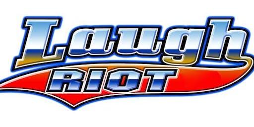 20th Anniversary!  Laugh Riot - April 11th, 2020