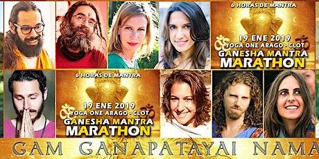 Marathon de Ganesha Mantra - 6 Horas entradas