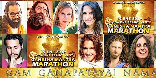 Marathon de Ganesha Mantra - 6 Horas