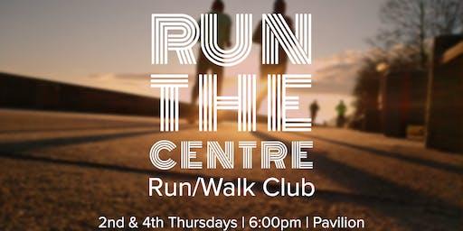 Run the Centre:  Run and Walk Club