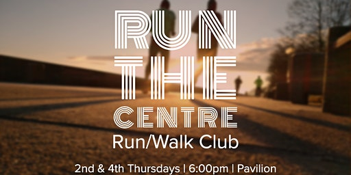 Run the Centre:  Run and Walk Club