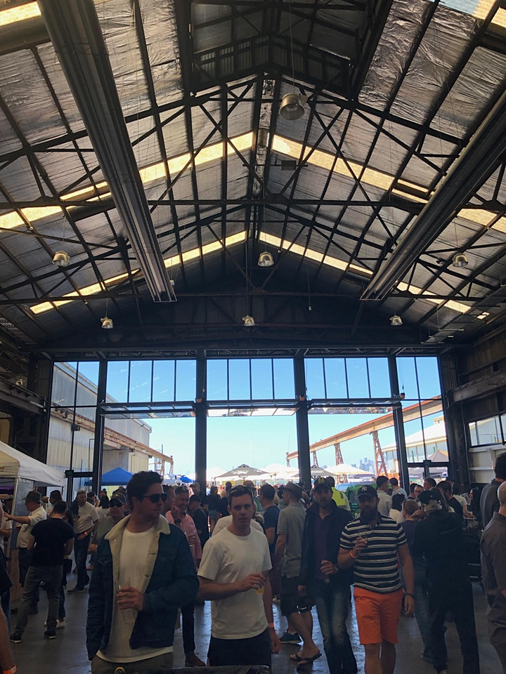 Williamstown Heritage Beer and Cider Festival 2021 image
