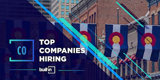 Built In Colorado's Top Companies Hiring