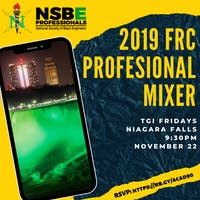 2019 Region 1 FRC Professionals Mixer