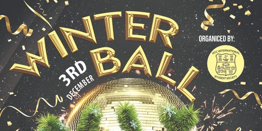UCC International Students  Winter Ball