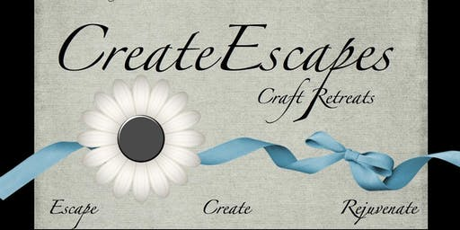 October 22-25, 2020 Craft Retreat!