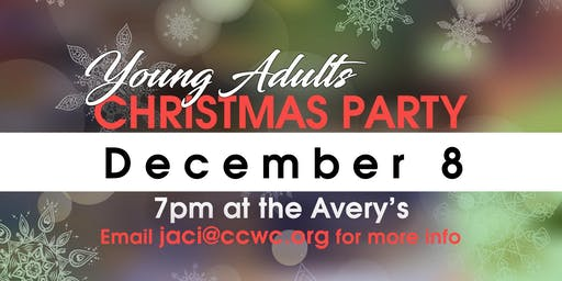 Young Adults Christmas Party