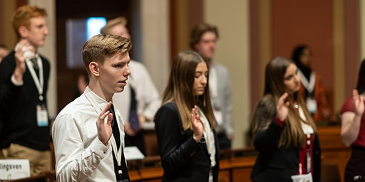 2020 Youth in Government Conference Tours